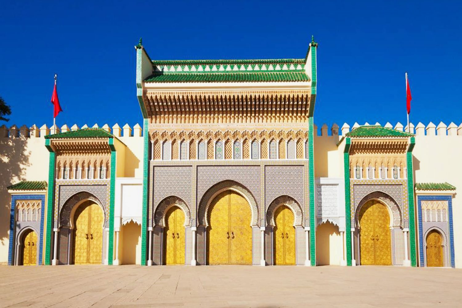 Imperial Cities & Desert 7 Days Marrakech