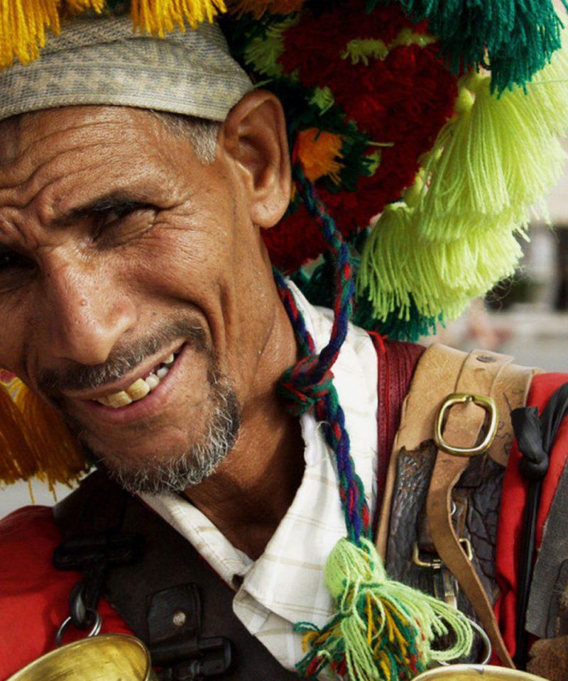 Moroccan Water Seller