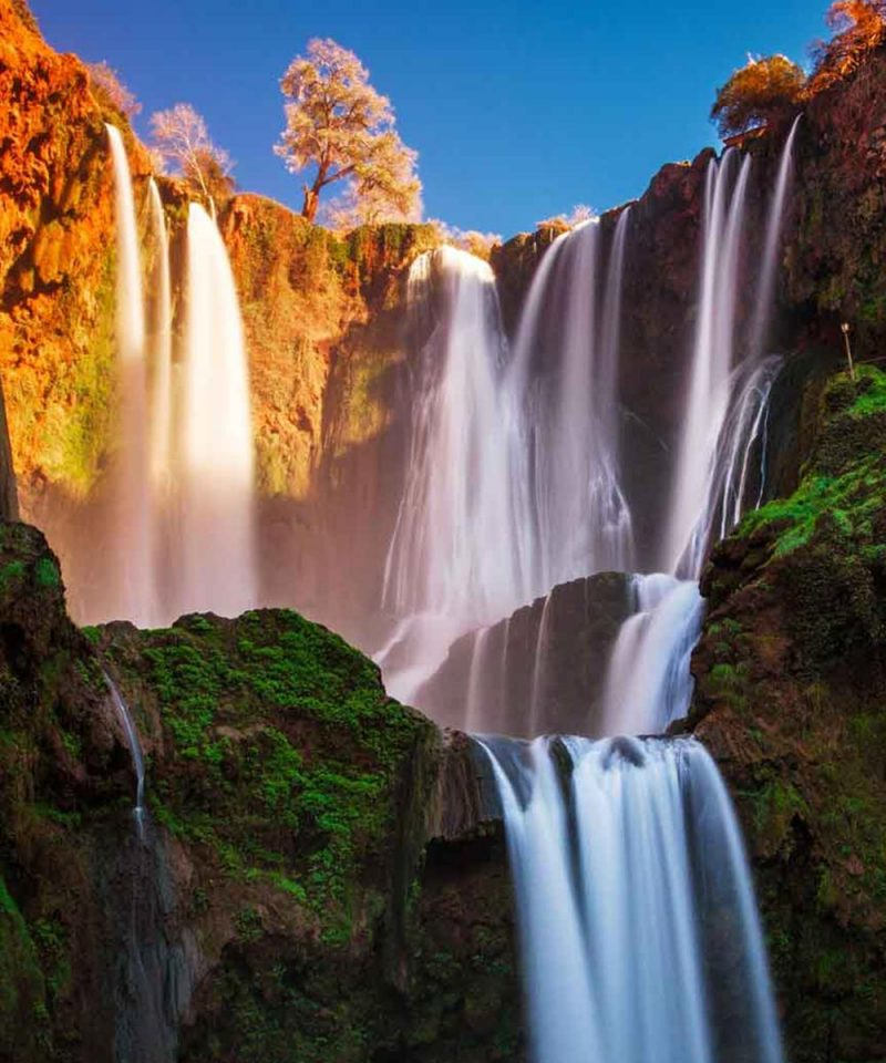 Marrakech – Ouzoud waterfalls One Day Excursion