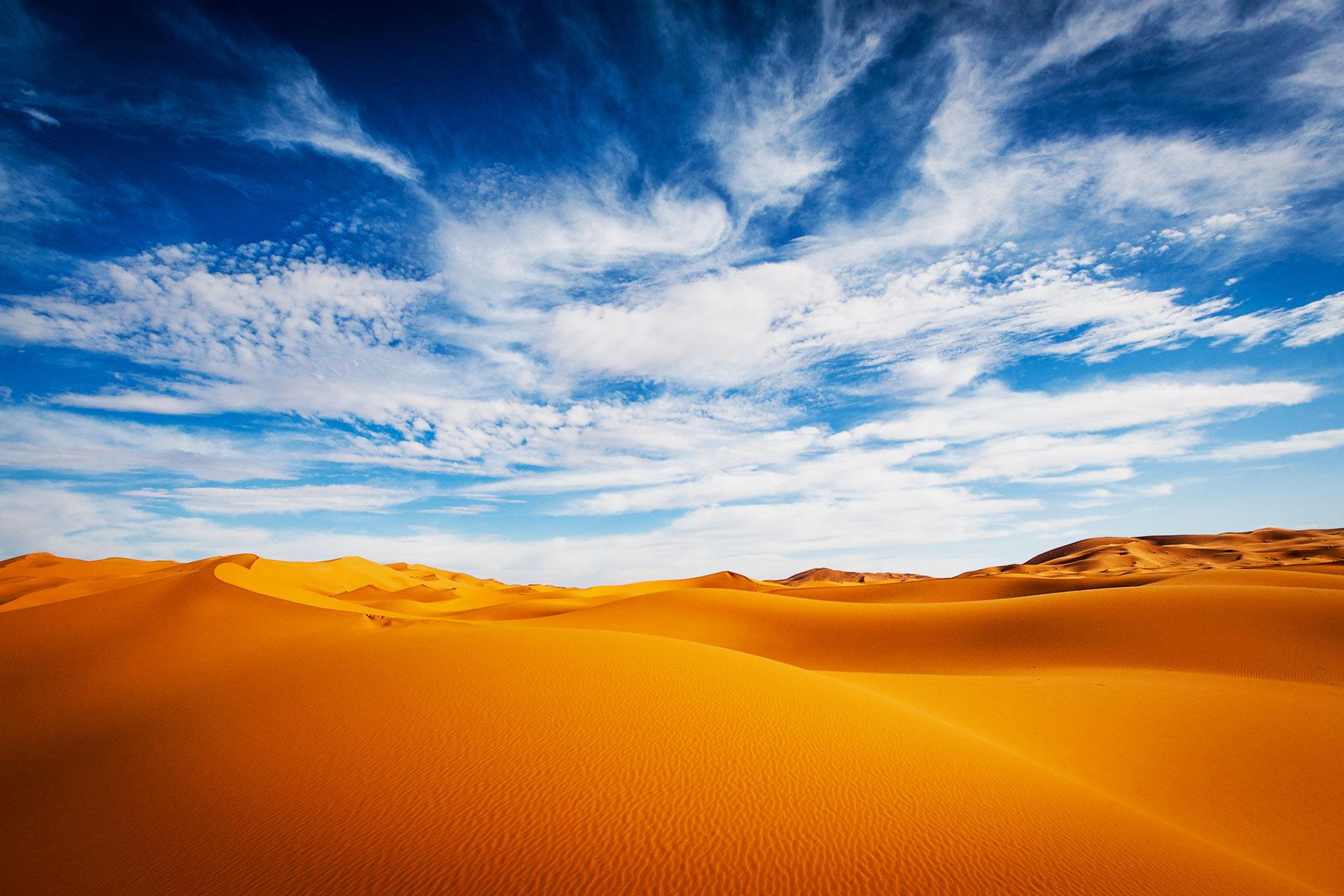 Desert Sahara Morocco
