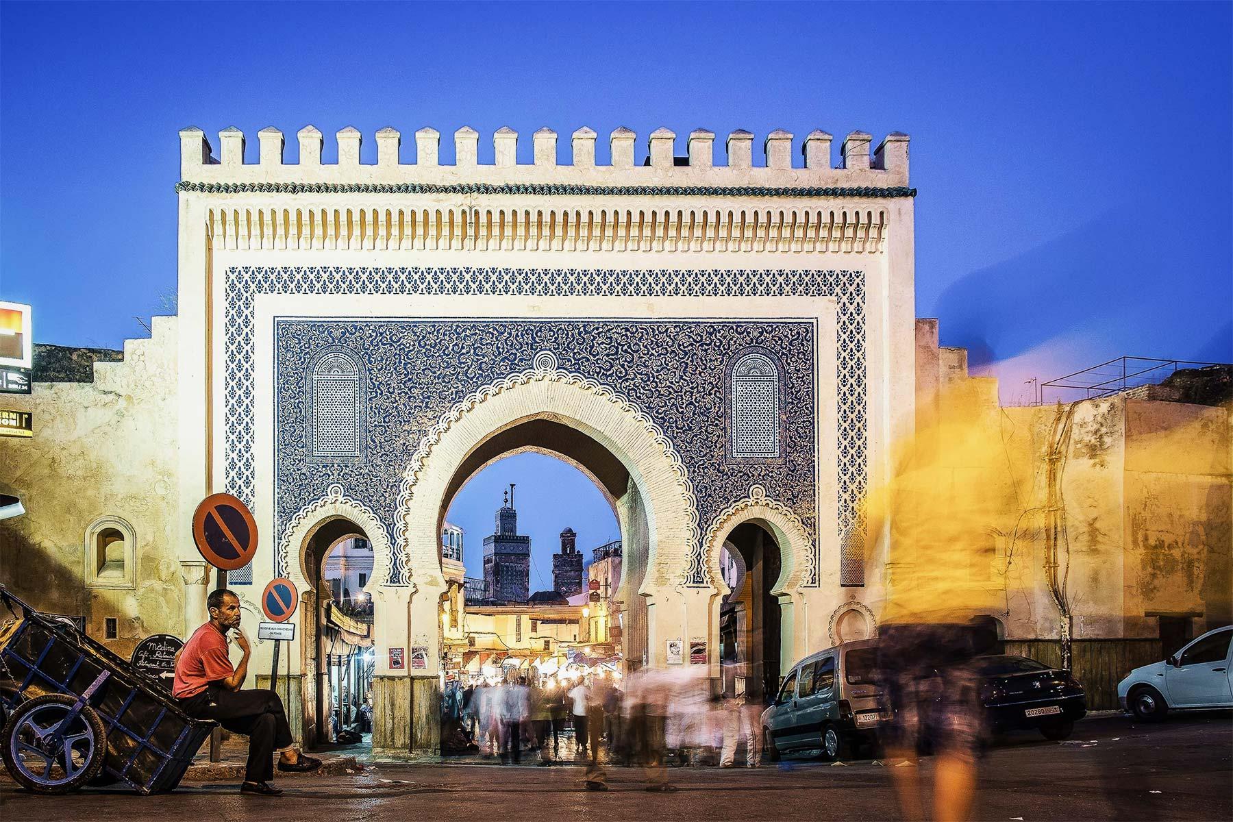 Imperial Cities & Desert 7 Days Marrakech